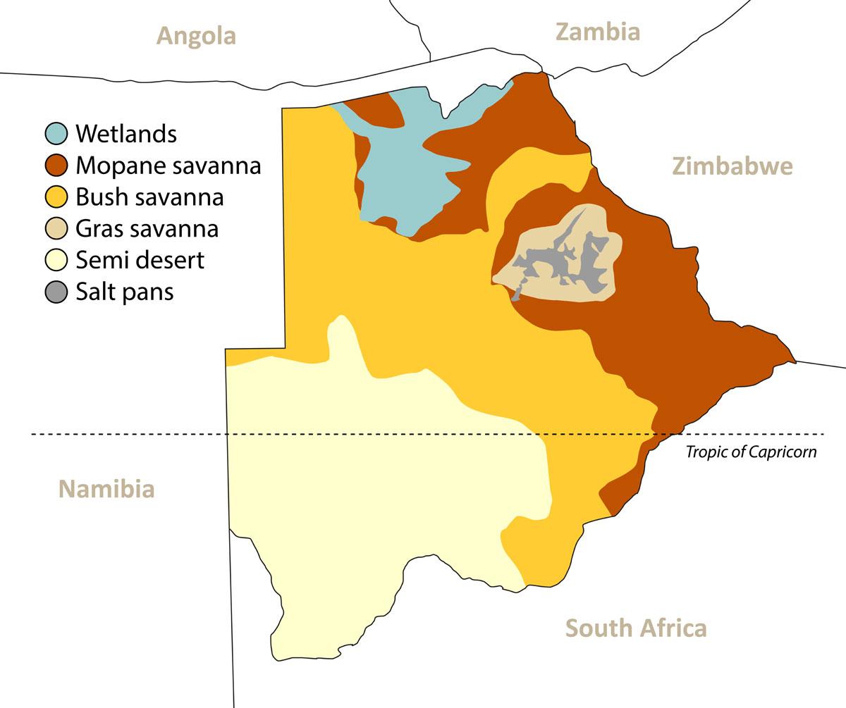 Karte Norwegen D303244nemark.Karte Namibia Botswana